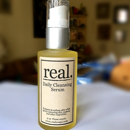 Daily Cleansing Serum