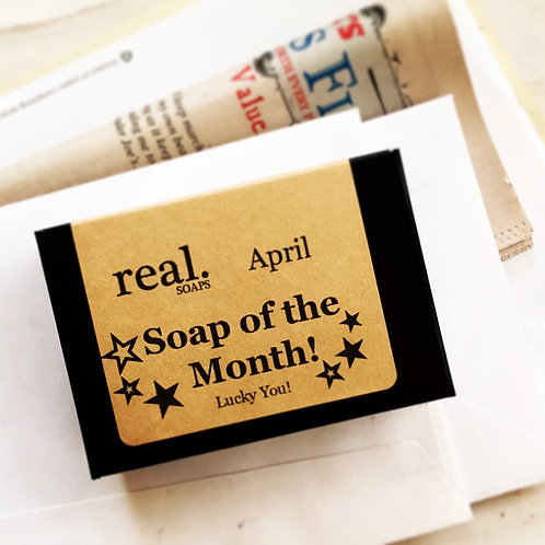 Soap of the Month Subscriptions