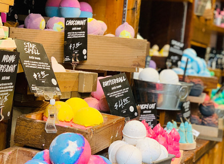 LUSH's Naked Collection: How to Extend 'Plastic Free July' All Year