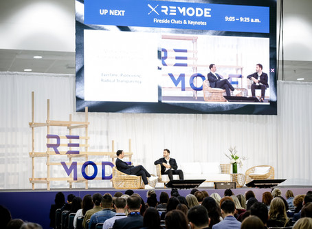REMODE: Proof the Tides Are Turning on Fast Fashion