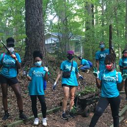 Volunteering with WAWA: We've been working behind the scenes
