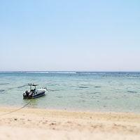 Stranden i Jungutbatu