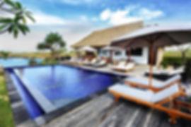 Water Blow Huts - Nusa Lembongan