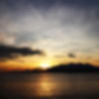 Soluppgång på Giliöarna