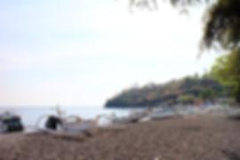 Stranden i Amed
