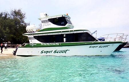 Scoot Cruise