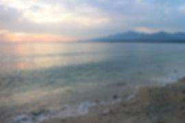 Soluppgång över Bali