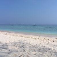 Underbara stränder på Giliöarna
