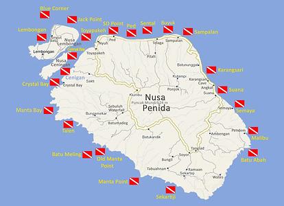 Dykkarta Nusaöarna