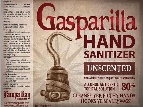 Unscented Hand Sanitizer- 1 L Bottle