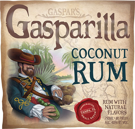 GasparillaRum-Labels-NewBottle_03-Coconu