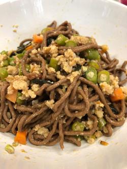 Thai Basil and Minced Pork W0W® noodles