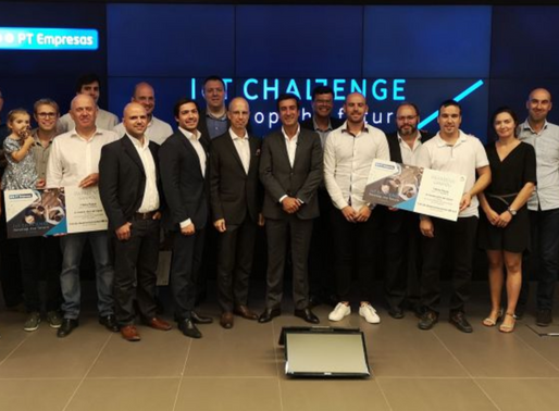 DOMATICA WINS ALTICE'S IOT CHALLENGE 2018