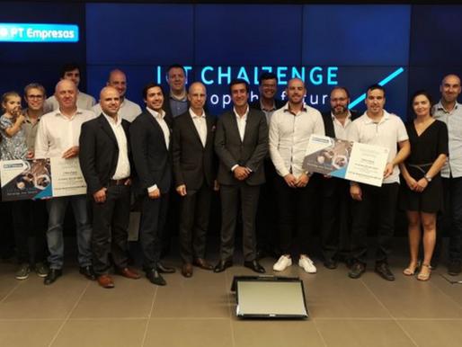DOMATICA WINS ALTICE'S IOT CHALLENGE 2018