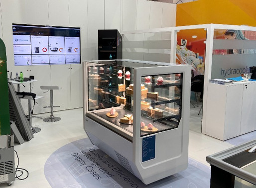 DOMATICA WAS PRESENT AT EUROSHOP 2020