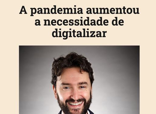 EXAME - ESPECIAL TRANSFORMAÇÃO DIGITAL.
