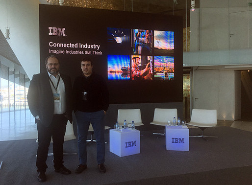 IBM Connect Industry + Domatica
