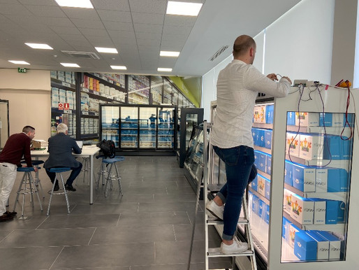 DOMATICA IMPLEMENTS A TEST LAB IN ONE OF THE BIGGEST REFRIGERATION MANUFACTURERS IN SPAIN