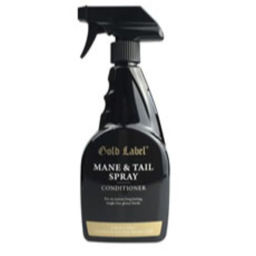 Gold Label Ultimate Mane & Tail Conditioning Spray