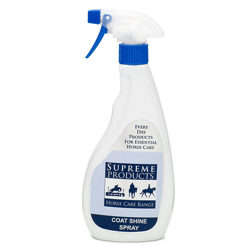 Supreme Horse Care Coat Shine Spray