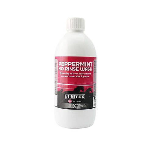 Nettex Peppermint No Rinse Wash