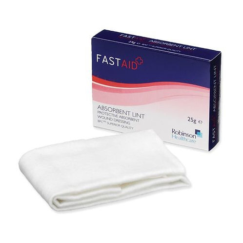 Robinsons Healthcare First Aid Absorbent Lint