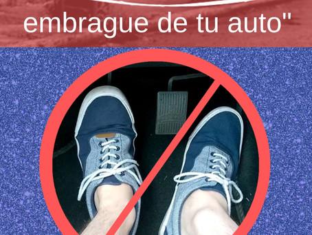 Asesoría: Cuidando el embrague de tu auto