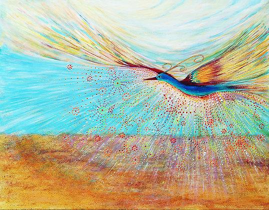 הדפס עוף החול 3