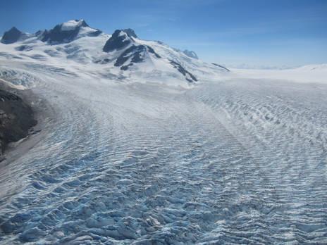 קרחון המונרך