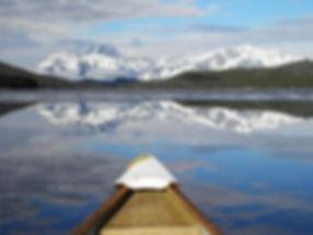 Nuk Tessli Lake
