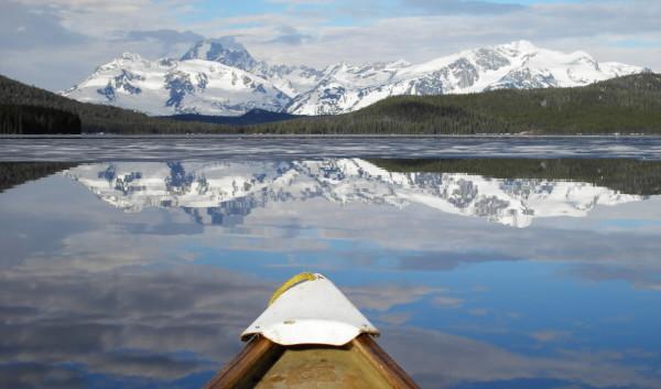 Canoeing vibes