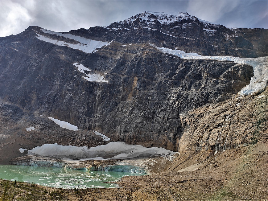 Mt Edith Cavell - Jasper National Park.j
