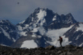 הליכה על קרחונים בנק טסלי - דורון אראל