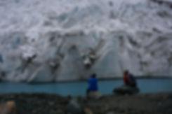 קרחונים בברטיש קולומביה