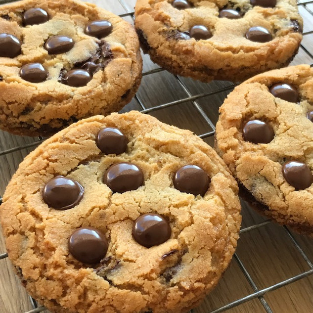 Chocolate chi cookies KMcakesEindhoven.j