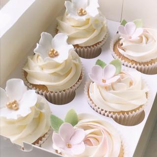 wedding cupcakes bedankjes KMcakesEindho