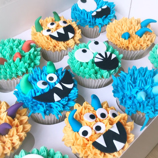 monster cupcakes 4 KMcakesEindhoven.jpg
