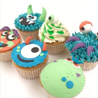 monster cupcakes 2 KMcakesEindhoven.jpg