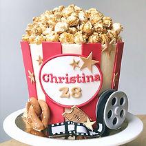 Popcorn movie cake KMcakesEindhoven.jpg