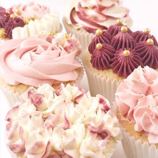 cake deco course cupcakes pink KMcakesEi