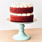 Red velvet mini naked cake KMcakesEindho
