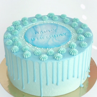 Piped drip cake KMcakesEindhoven.JPG