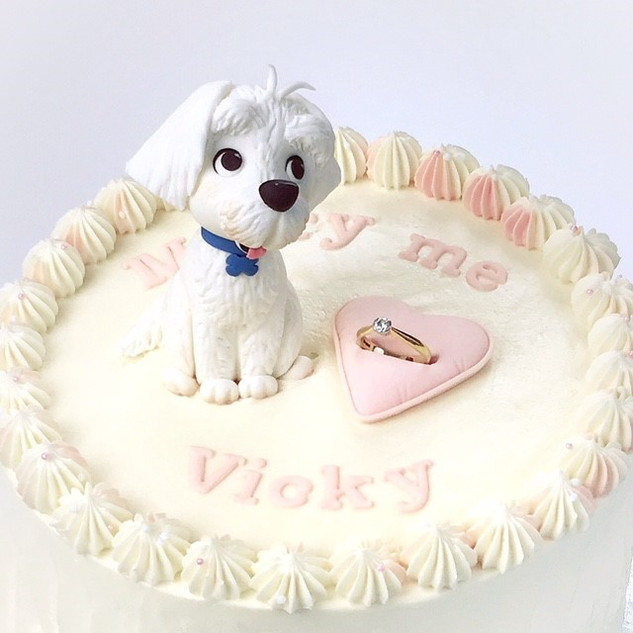 Engagement cake KMcakesEindhoven.jpg