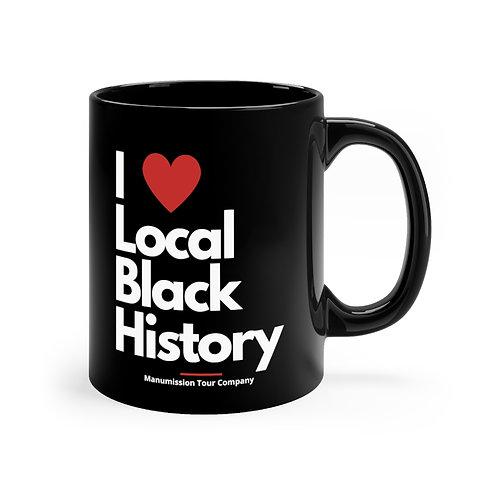 IHLBH Black mug