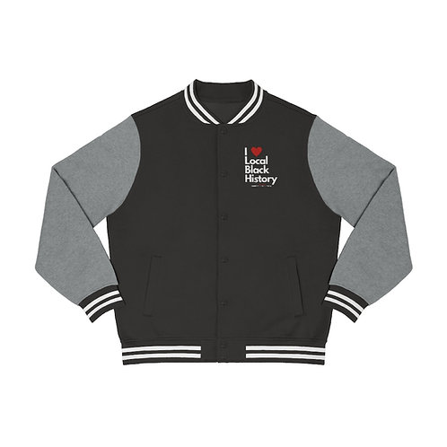 IHLBH Men's Varsity Jacket