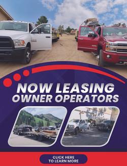 Leasing Owner Operators