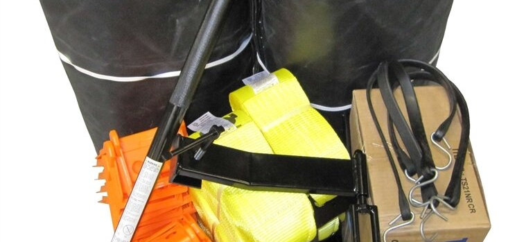 40' Hotshot Securement Equipment