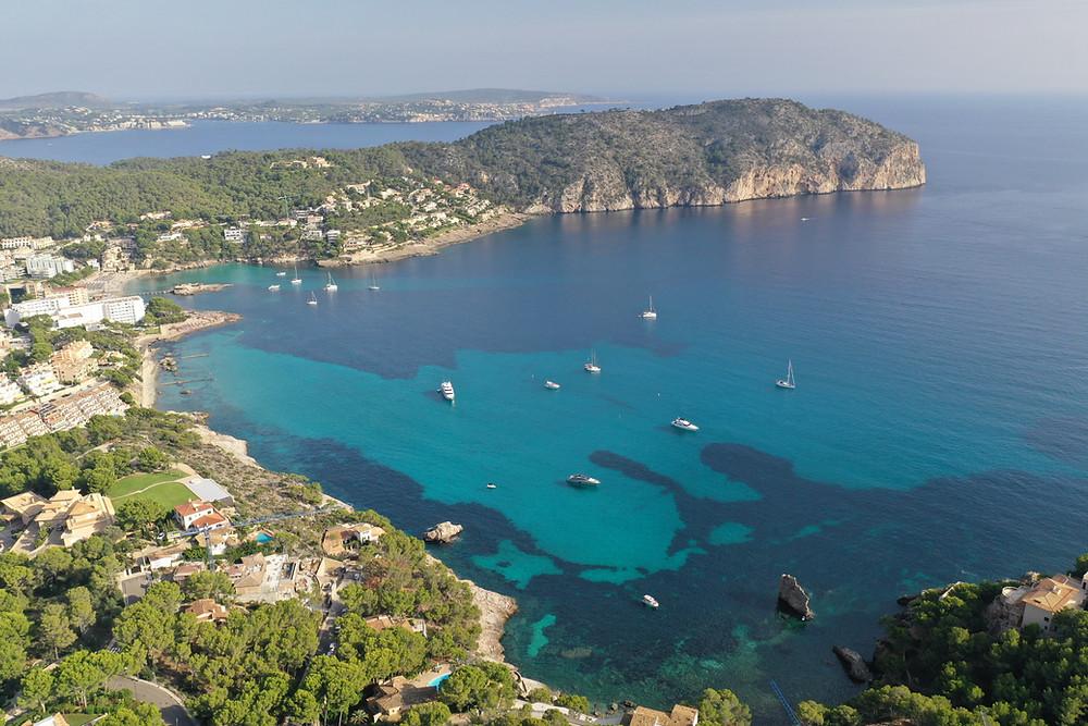 Mallorca, Spain, yacht charter, sailing holiday, bareboat charter