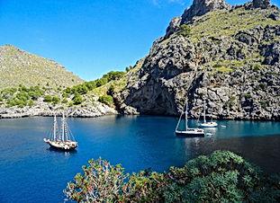 Ibiza, Mallorca, Menorca, Spain sailing holidays, yacht charter, bareboat charter, sailboat rental