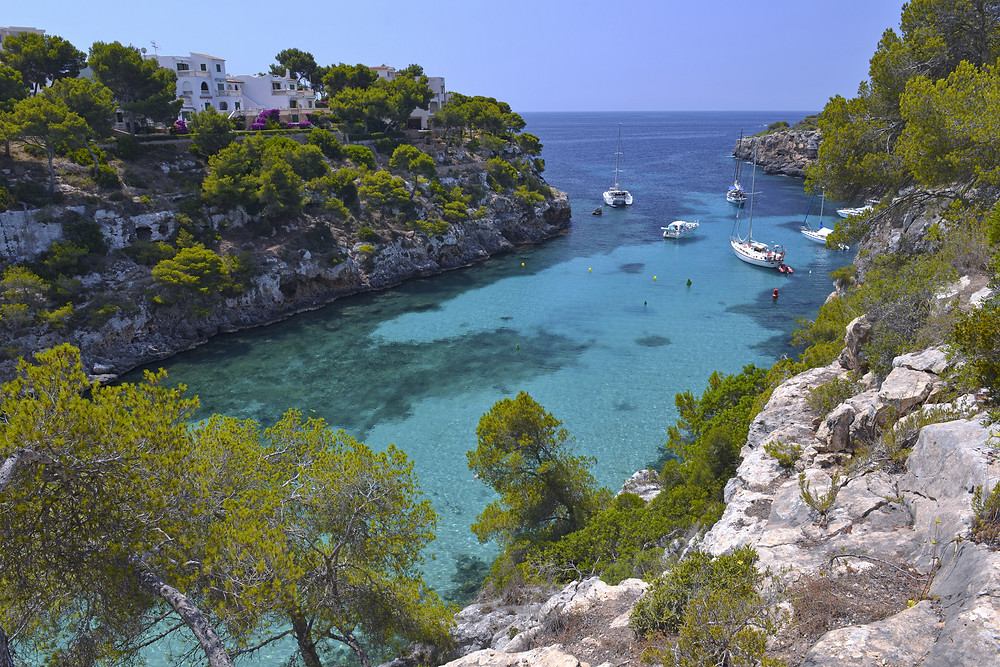 sailing Mallorca, Spain, yacht holiday, yacht charter